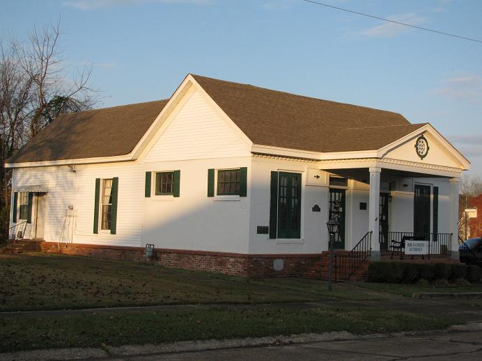 Sanders Law offices in Arkadelphia, Arkansas